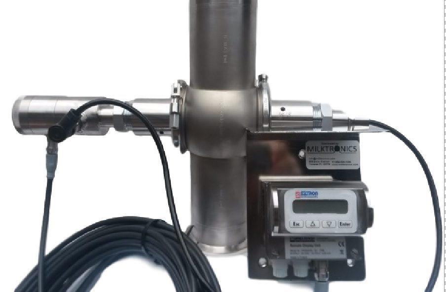 Hygienic very low turbidity sensor COW RO water suspended solids 5 NTU