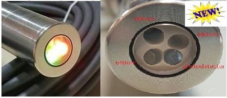 Multi wavelength sensor