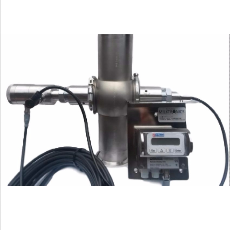 condensate of whey COW reverse osmosis polisher water low turbidity sensor