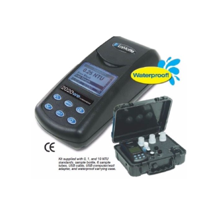 LaMotte Turbidity Handheld 2020 we wi