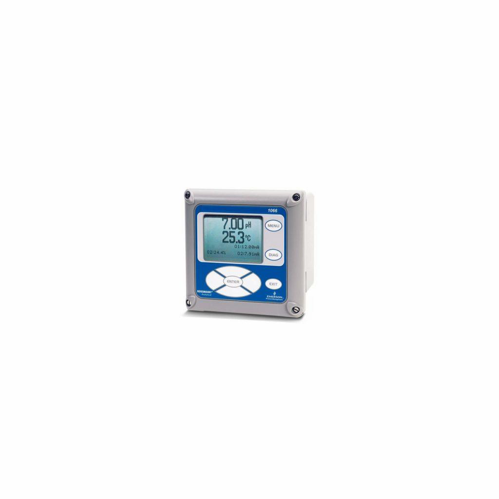 Rosemount Conductivity Meter : Rosemount transmitter single input model