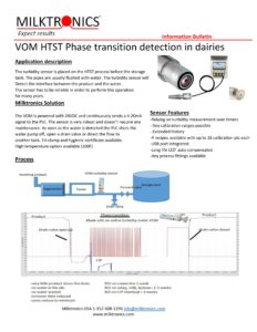 HTST phase transition control