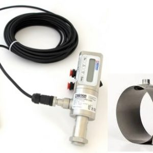 turbidity meter for PVC installation